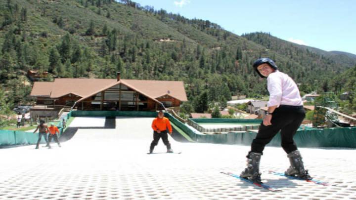 Deportes de aventura y extremos, en Arteaga