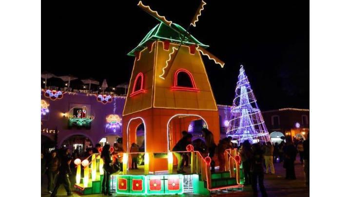 Una de las atracciones más visitadas en Atlixco, en Puebla