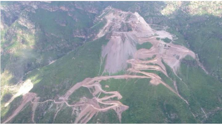 La Carretera de Chepe hasta Creel es escenario de paisajes impresionantes