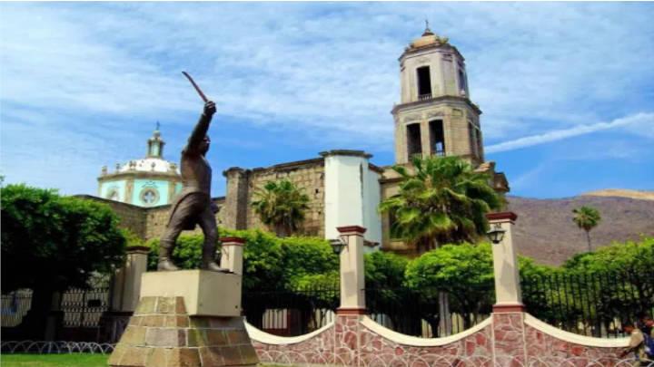 Jala es un pueblo típico de la historia de México
