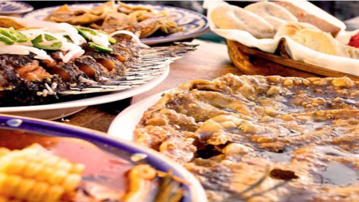Exquisitos platos característicos de la producción jalpense