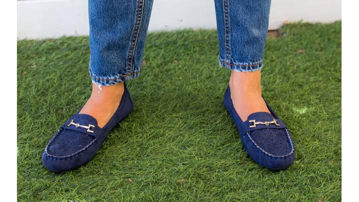 Elegancia y ligereza en un calzado cómodo y versátil