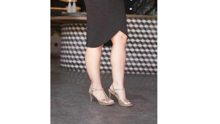 Sea de tacón grueso o fino, el calzado de tacón es siempre convenido para una ocasión especial