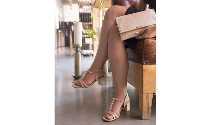 Feminidad y glamour del calzado de tacón