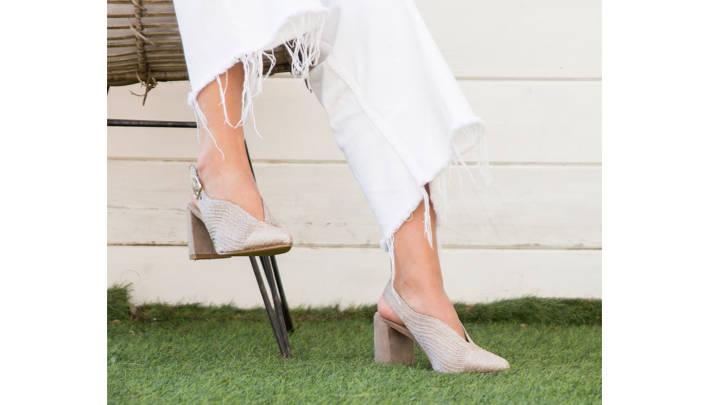 Calzado que ofrece total soporte del pie, evitando el dolor en los pies